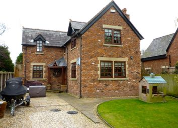 Thumbnail 3 bed detached house for sale in Knowsley Lane, Knowsley Village, Prescot