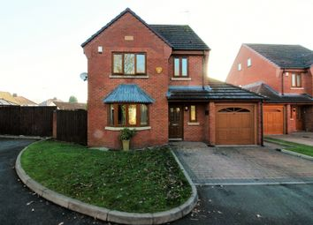 Thumbnail 4 bed detached house for sale in Willenhall