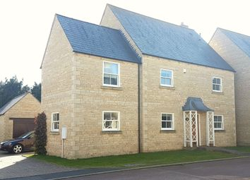 Thumbnail 5 bed detached house for sale in Baxters Lane, Easton On The Hill, Stamford