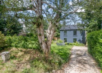 Thumbnail 4 bedroom detached house for sale in Chagford, Newton Abbot, Devon