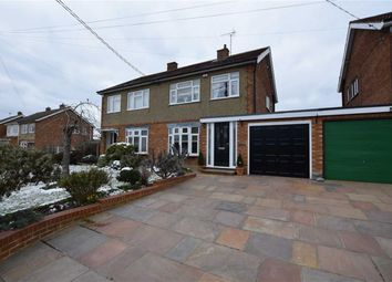 Thumbnail 3 bed semi-detached house for sale in Orsett Road, Horndon-On-The-Hill, Essex