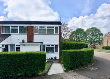 Thumbnail 2 bed end terrace house for sale in Whitecroft, St.Albans