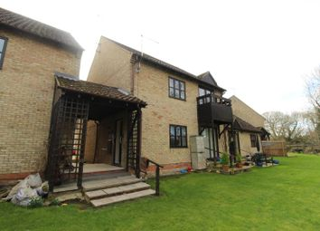 Thumbnail 2 bed flat for sale in Ship Gardens, Mildenhall