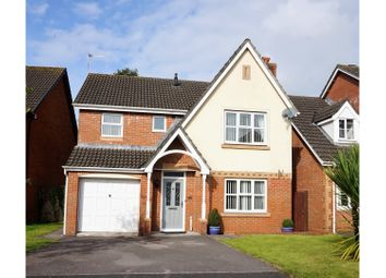 Thumbnail 4 bed detached house for sale in Cae Castell, Loughor