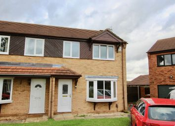 Thumbnail 3 bed semi-detached house to rent in Chedworth Road, Glebe Park, Lincoln
