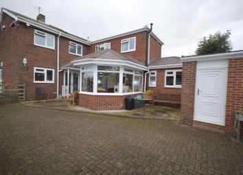 Thumbnail 4 bed detached house for sale in Windmill Hill, Ellington, Morpeth
