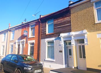 Thumbnail 2 bed terraced house for sale in Walmer Road, Fratton, Portsmouth