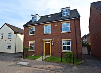 Thumbnail 5 bed detached house to rent in Windfall Way, Longlevens, Gloucester