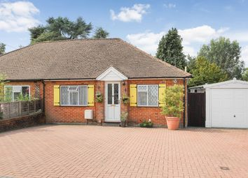 Thumbnail 2 bed bungalow for sale in Mount Avenue, Chaldon, Caterham