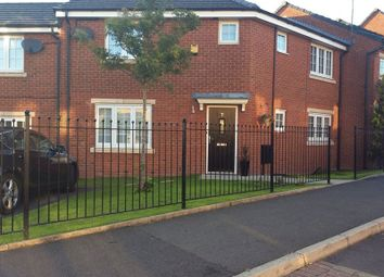 Thumbnail 3 bed town house for sale in Gifford Way, Darwen