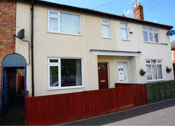 Thumbnail 3 bed terraced house for sale in Leopold Street, Wigston