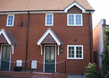 Thumbnail 2 bed end terrace house to rent in London Road, Bexhill-On-Sea, East Sussex