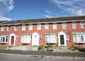 Thumbnail 3 bed terraced house to rent in Blenheim Close, West Byfleet