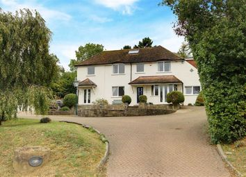 Thumbnail 5 bed detached house for sale in Chipperfield Road, Kings Langley