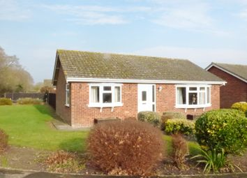 Thumbnail 3 bedroom detached bungalow for sale in Grove Dale, Newton Flotman