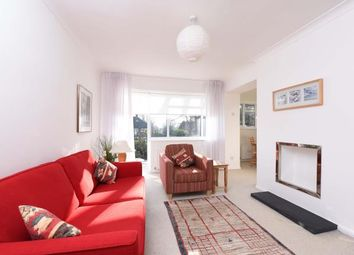 Thumbnail 2 bed flat to rent in Heath Mead, London