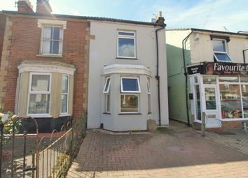 Thumbnail 3 bed end terrace house to rent in Felixstowe Road, Ipswich