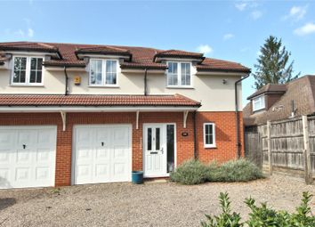 Old Woking Road, Pyrford, Woking GU22. 4 bed semi-detached house