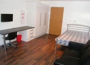 Thumbnail 1 bed flat to rent in Burns Street, Leicester, Leicestershire