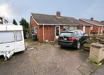 Thumbnail 2 bed bungalow for sale in Keel Road, Hull