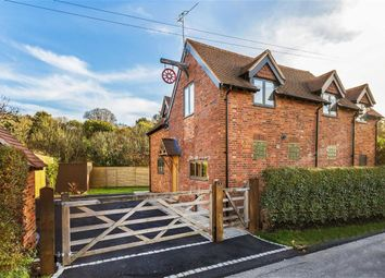 Thumbnail 3 bed detached house for sale in St Christopher's Road, Haslemere, Surrey