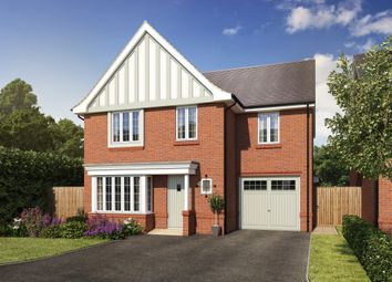 Thumbnail 4 bed detached house for sale in Preston Road, Grimsargh