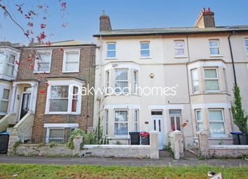 Thumbnail 4 bed terraced house for sale in Crow Hill Road, Garlinge, Margate