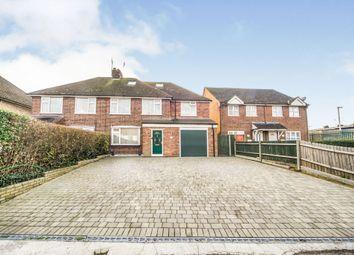 4 bed semi-detached house for sale in Drury Lane, Houghton Regis, Dunstable LU5