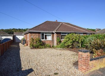 Thumbnail 2 bed semi-detached bungalow for sale in Waverley Drive, Ash Vale, Aldershot