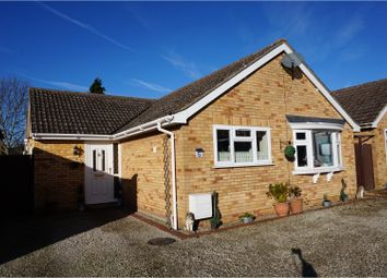 Thumbnail 4 bed detached bungalow for sale in Dickens Road, Harbury