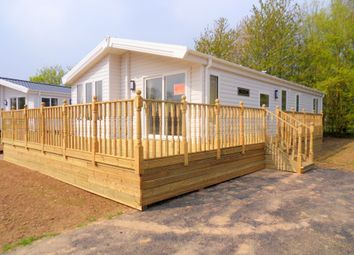 Thumbnail 3 bedroom lodge for sale in St Andrews, Kirkgate, Tydd St Giles, Wisbech, Cambridgeshire