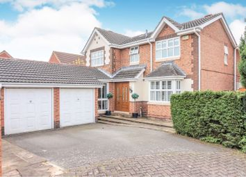 Thumbnail 5 bed detached house for sale in Adelphi Court, New Waltham, Grimsby