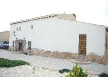 Thumbnail 7 bed town house for sale in Lel, Alicante, Spain