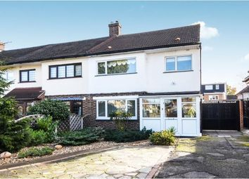 Thumbnail 3 bed end terrace house for sale in Rainham, Essex, United Kingdom