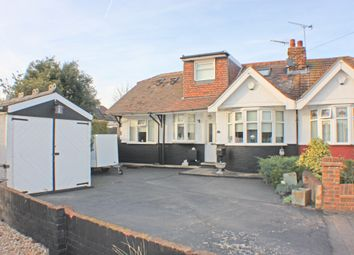 Thumbnail 4 bed bungalow for sale in Chiltern Gardens, Hornchurch