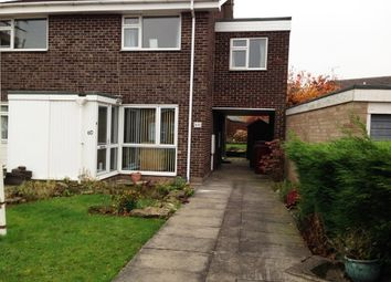 Thumbnail 3 bed semi-detached house to rent in Coniston Road, Dronfield Woodhouse, Dronfield