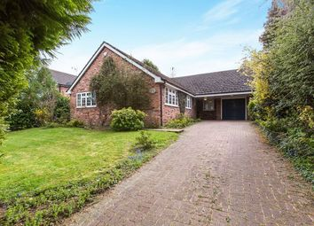 Thumbnail 4 bed bungalow for sale in Leigh Way, Weaverham, Northwich