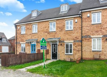 Thumbnail 3 bed terraced house to rent in Gibsons Court, Blaydon-On-Tyne