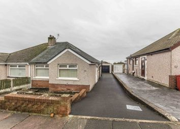 Thumbnail 3 bed semi-detached bungalow for sale in Portland Crescent, Barrow-In-Furness