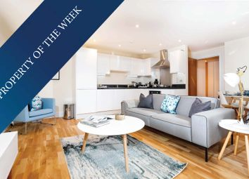 Thumbnail 3 bed flat for sale in Copeland Road, London