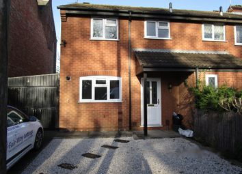 Thumbnail 3 bed semi-detached house to rent in Station Road, Wigston