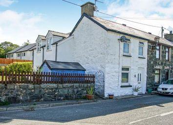 Thumbnail 3 bed end terrace house for sale in Antipodes Terrace, Criccieth, Gwynedd, .