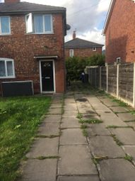 Thumbnail 3 bedroom semi-detached house for sale in Rostern Ave, Fallowfield, Manchester