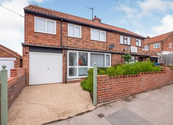 Thumbnail 4 bed semi-detached house for sale in Brookland Road, Bridlington, East Yorkshire