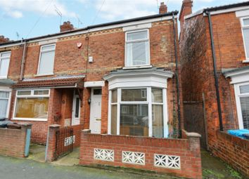Thumbnail 4 bedroom terraced house for sale in Edgecumbe Street, Hull, East Yorkshire