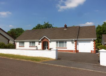 Thumbnail 3 bed detached bungalow for sale in Gerddi Mair, St. Clears, Carmarthen, Carmarthenshire.