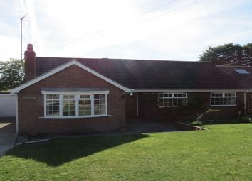 Thumbnail 3 bed bungalow to rent in West Lutton, Malton