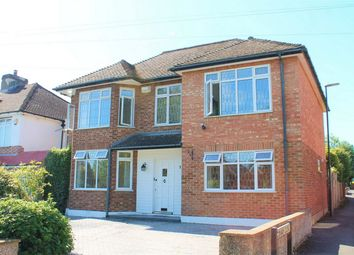Thumbnail 4 bed detached house to rent in The Chase, Stanmore, Middlesex