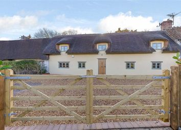 Thumbnail 4 bed detached house for sale in Reading Road, Harwell, Didcot
