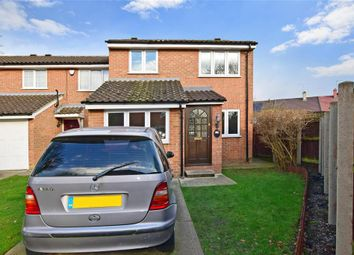 Thumbnail 3 bed end terrace house for sale in Swans Hope, Loughton, Essex